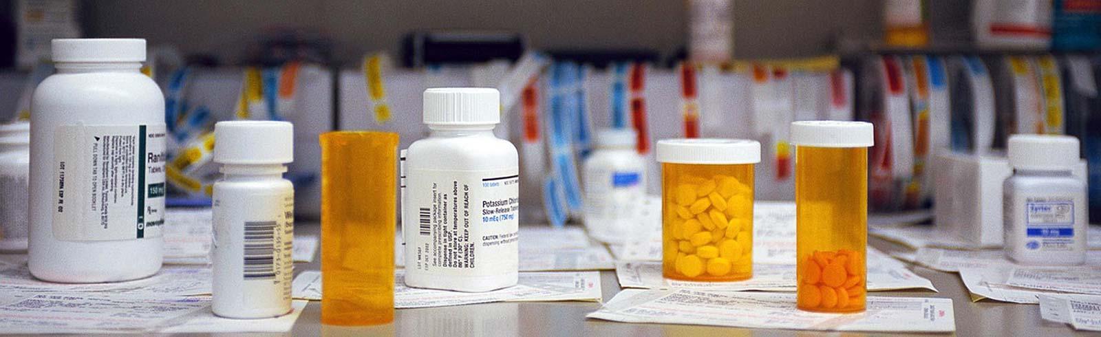Prescriptions banner